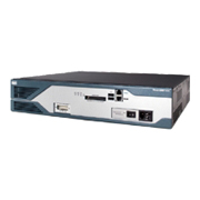 Used Cisco Certified Refurbished CISCO2821SRSTK9