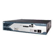 Used Cisco Certified Refurbished CISCO2851-DC